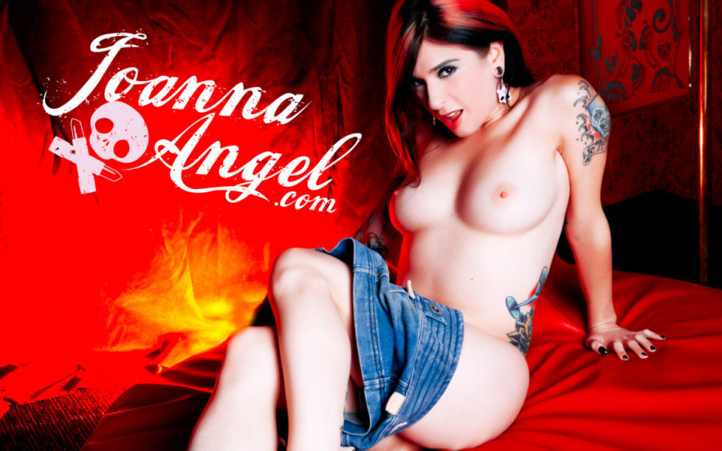 Joanna Angel Wallpaper - 1024x640